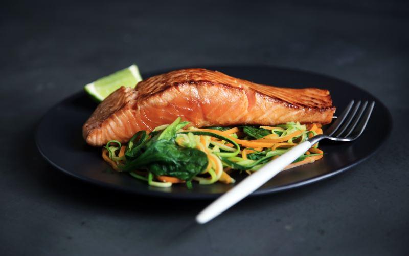 Conservare il pesce in freezer