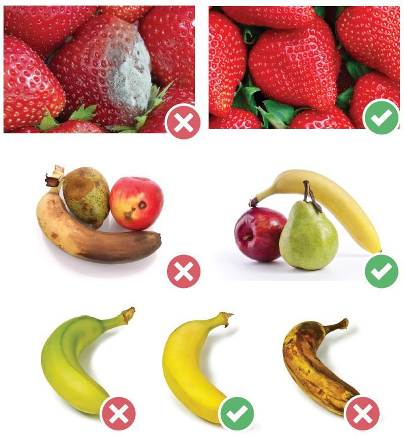 Frutta e verdura: come le scelgono gli shopper di Supermercato24