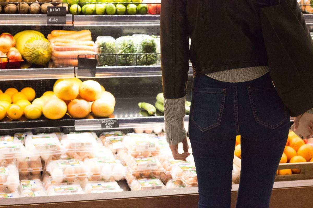 Come lavorano gli shopper di Supermercato24: le sostituzioni