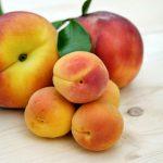 Frutta e verdura di stagione a giugno: pesche e albicocche