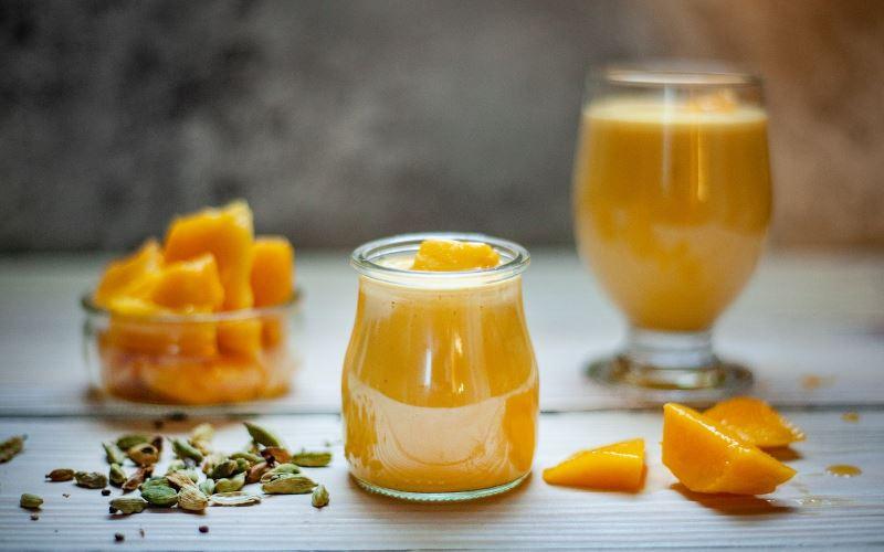 Centrifugato di mango