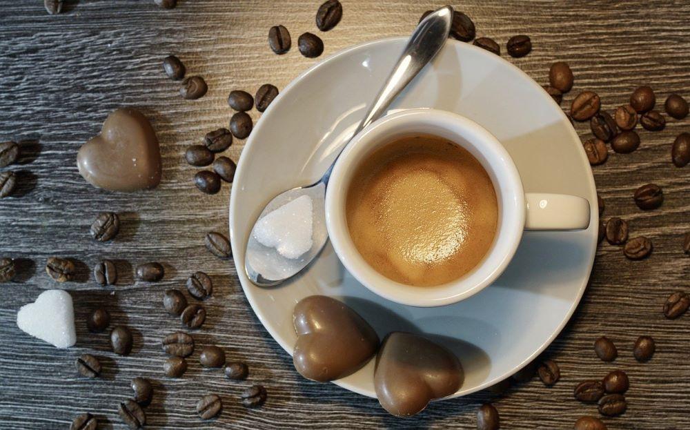 Caffè senza zucchero