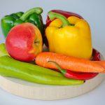 Come lavare frutta e verdura in gravidanza