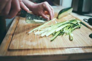 Taglio verdure à la julienne