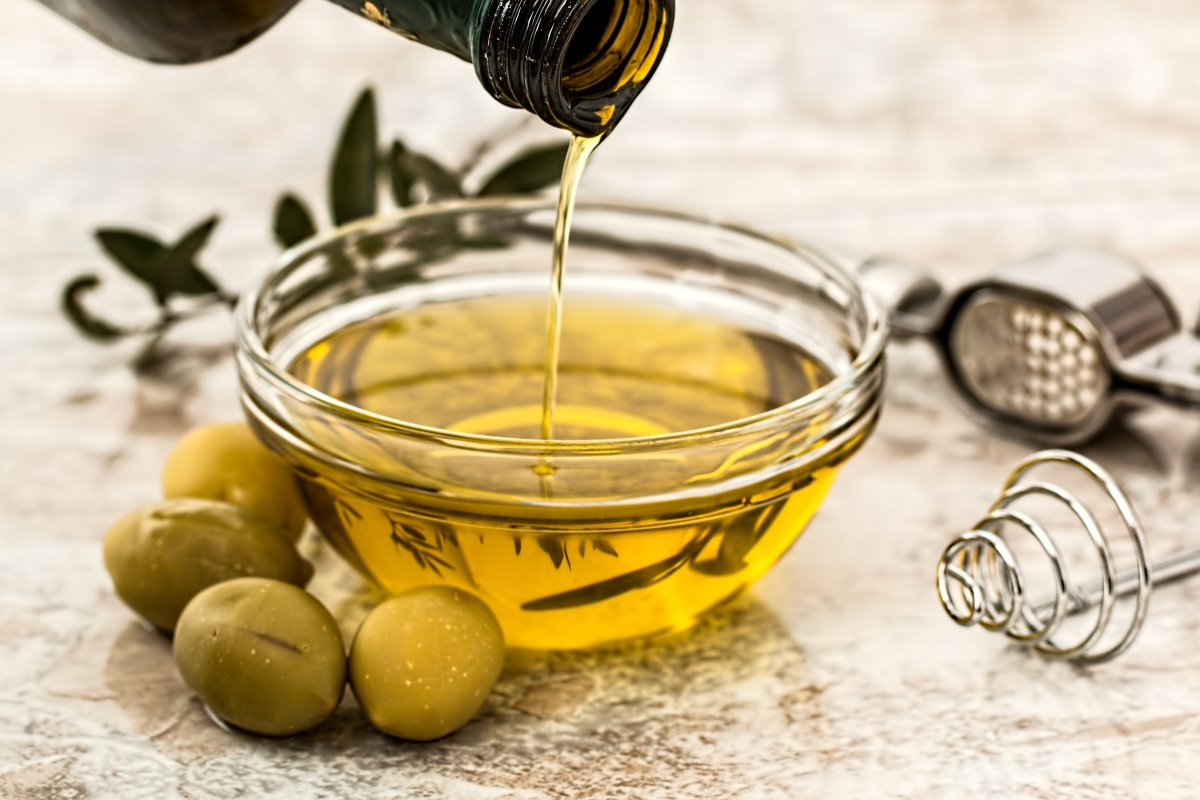 Tipi di olio