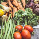 Verdure da mangiare crude