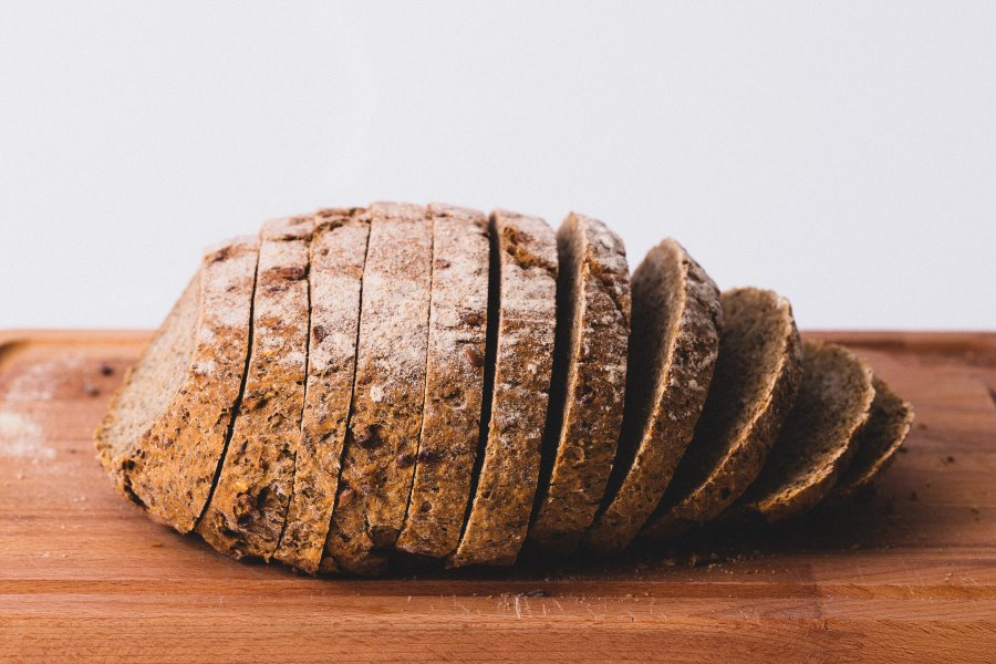 Riscaldare il pane al microonde