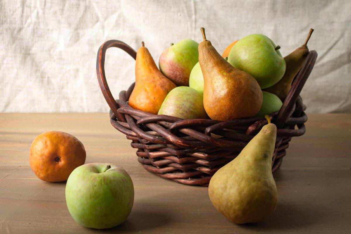 Falsi frutti (mele e pere)
