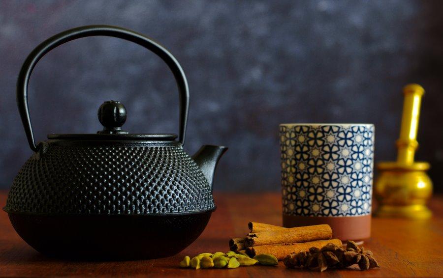 Tè aromatizzato: Chai