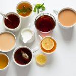 Tipi di tè, le varietà più diffuse