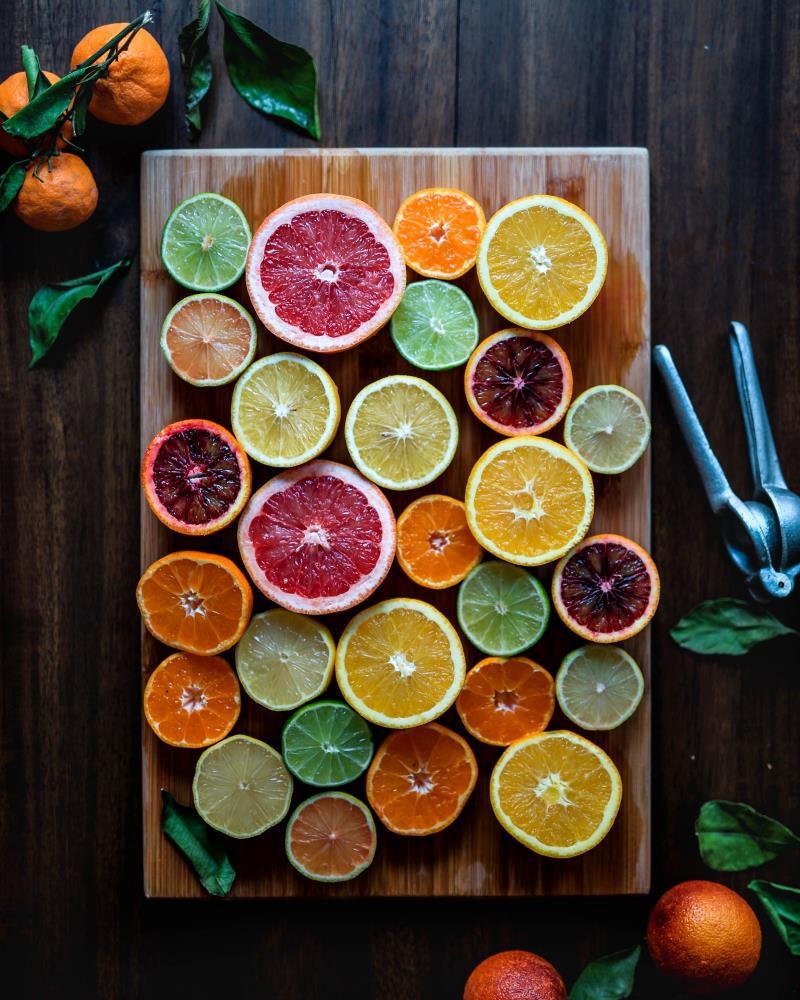 Colazione detox: frutta di stagione
