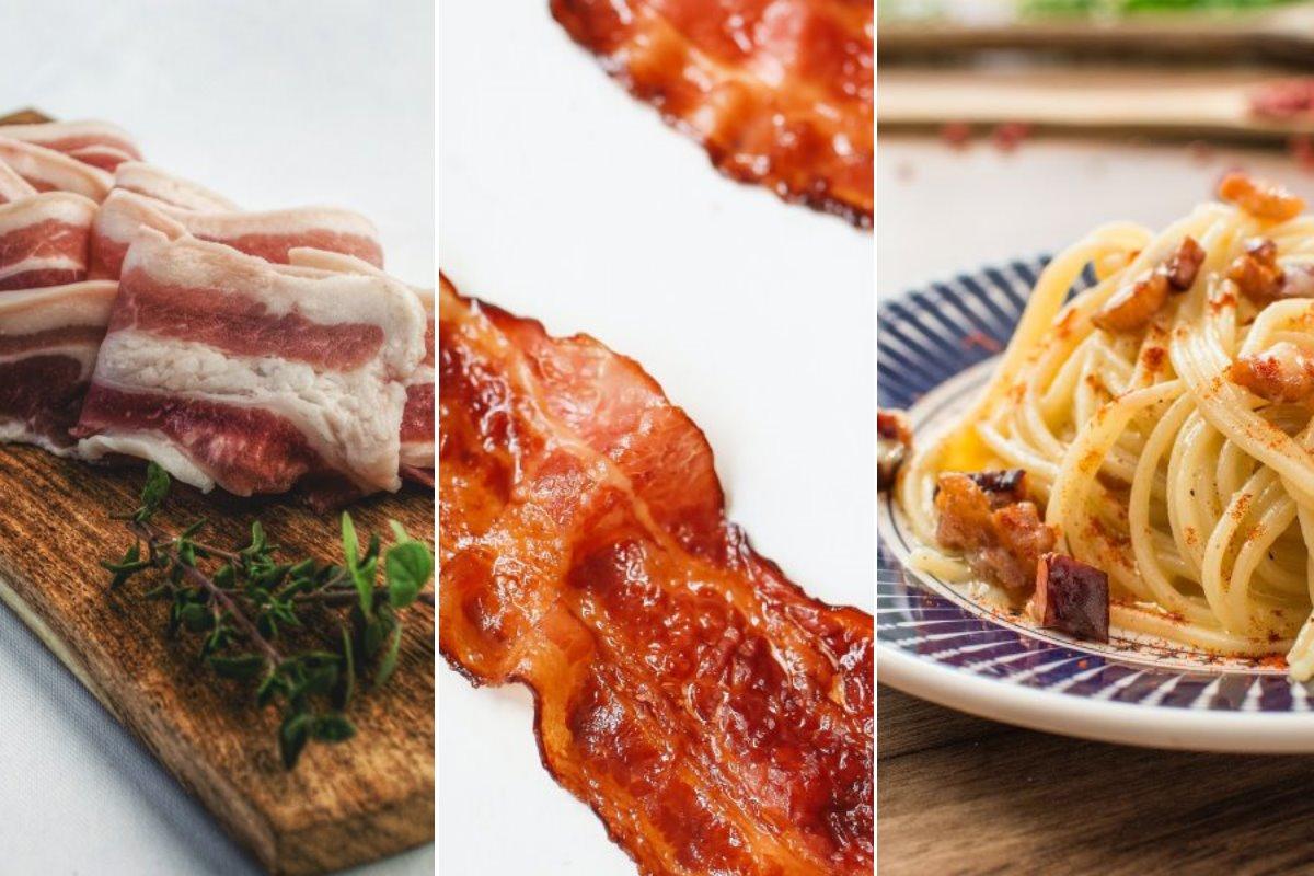 Qual è la differenza tra pancetta, bacon e guanciale?