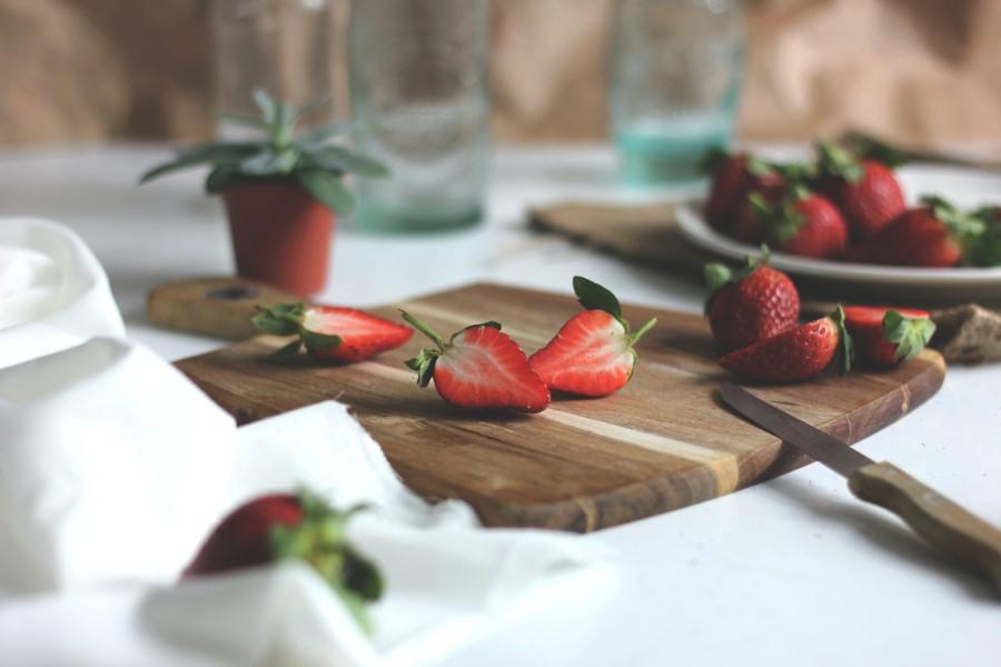 Frutta prima dei pasti