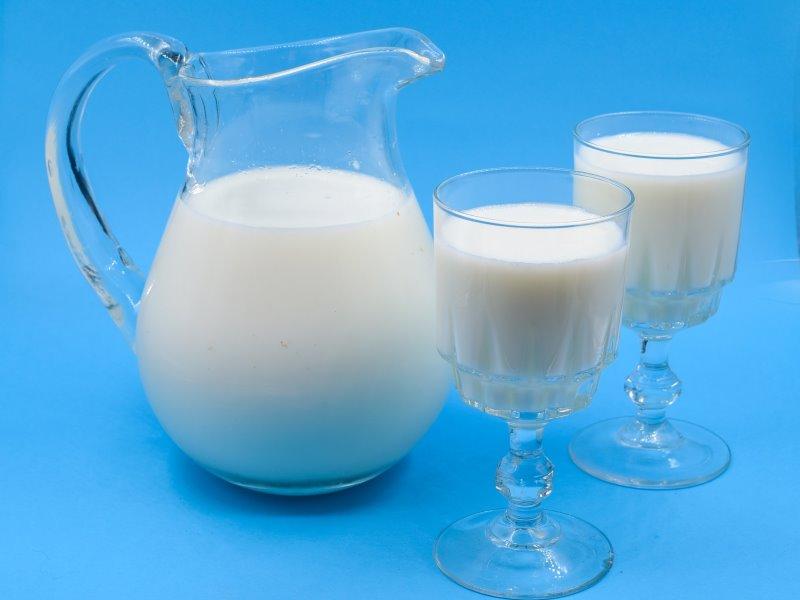 Latte e vitamina D