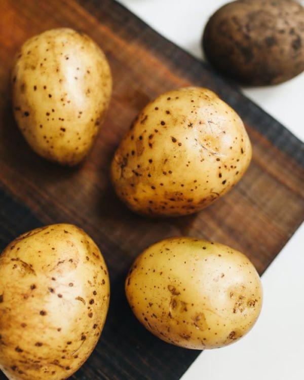 Verdure ricche di potassio