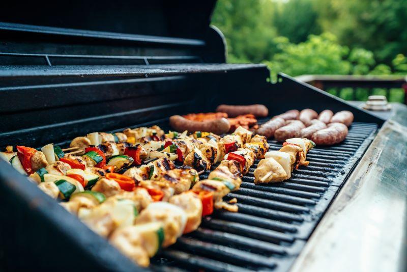 Cottura alla griglia, barbecue