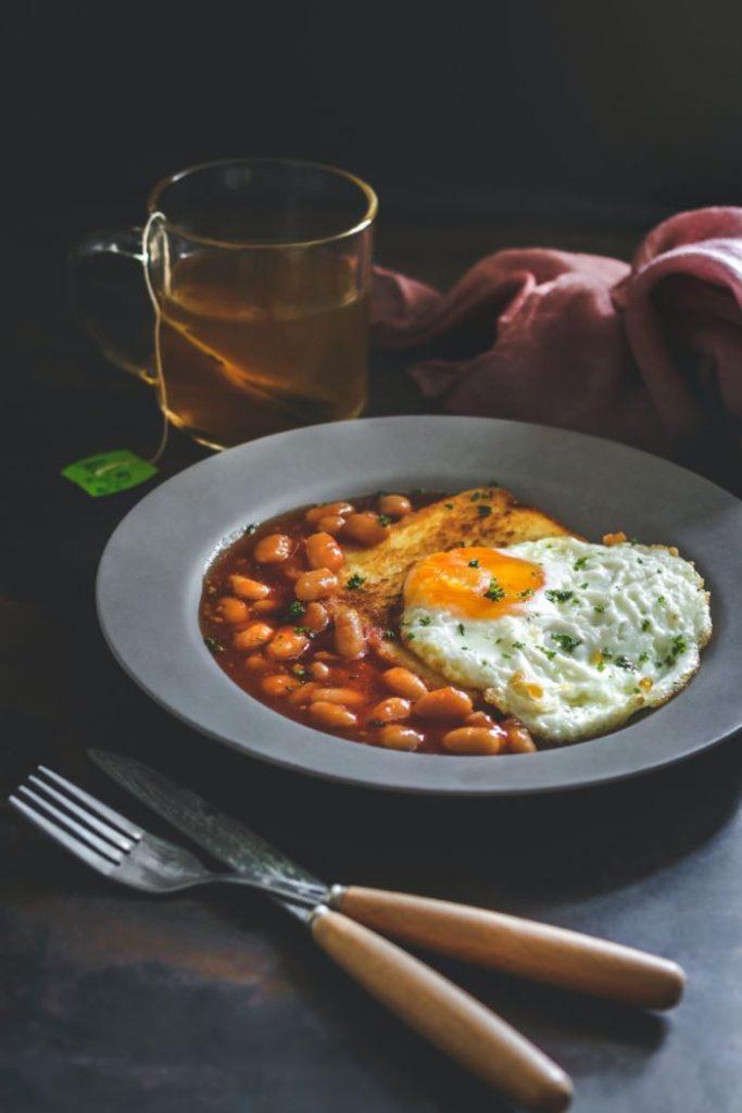 Proteine nei legumi e nelle uova