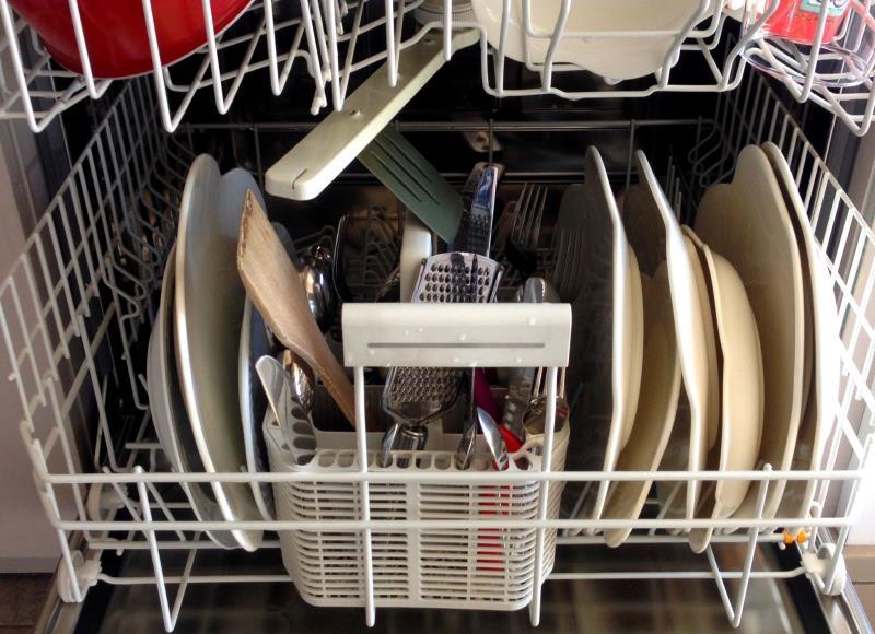 Pulire il filtro della lavastoviglie