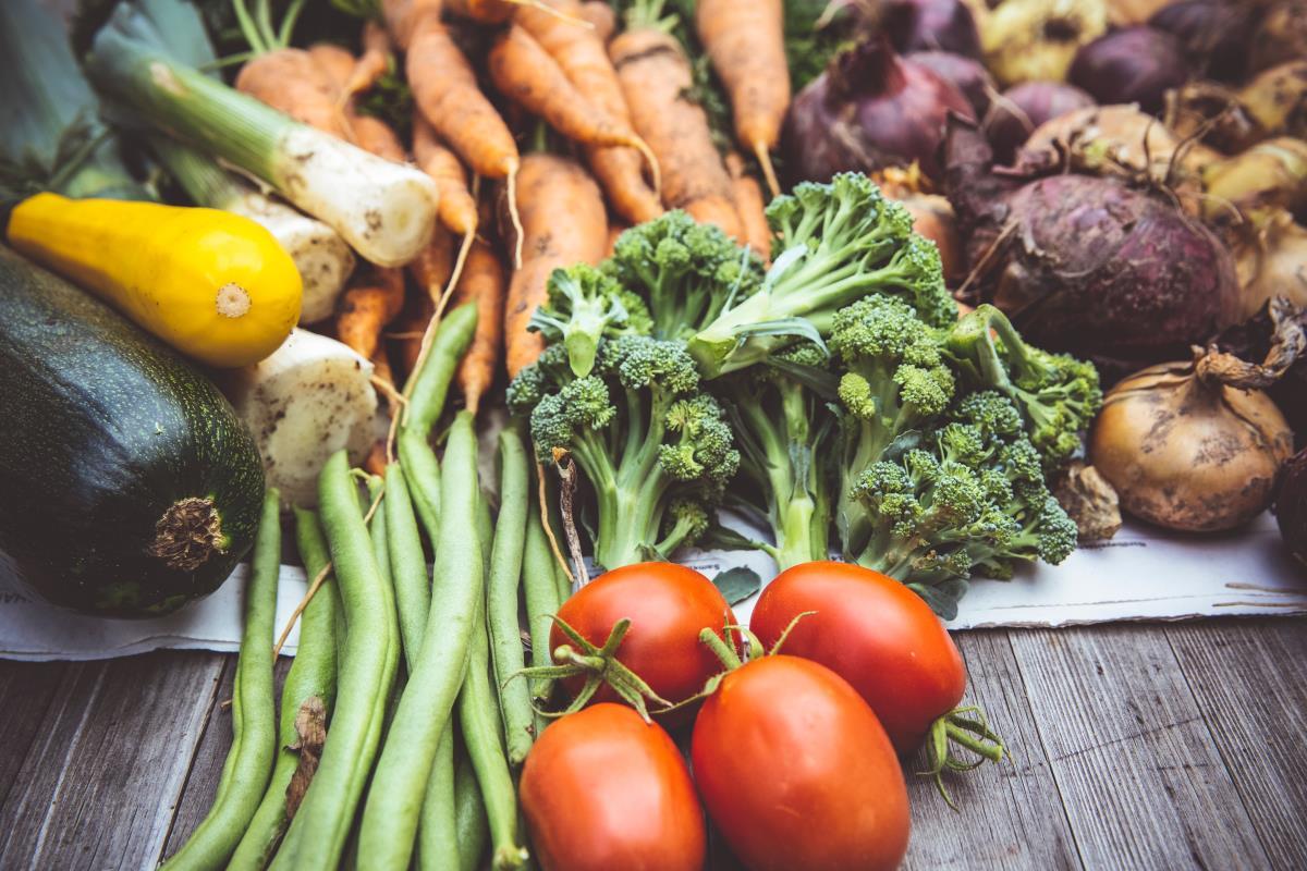 Verdure e ortaggi, qual è la differenza