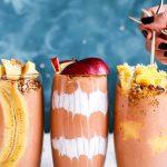 Frappé, frullati, smoothie o centrifugati? Le differenze