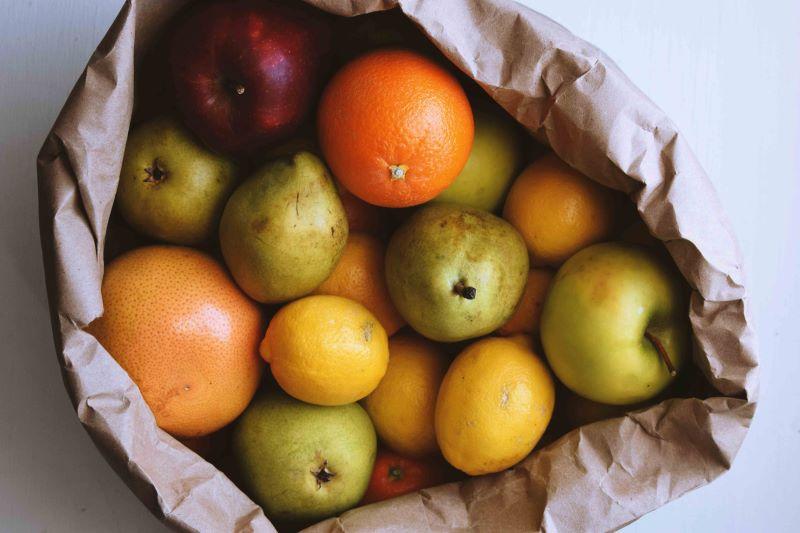 Cibi senza nichel: frutta