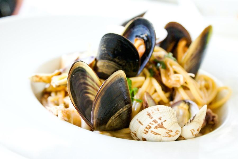 Frutti di mare: i molluschi