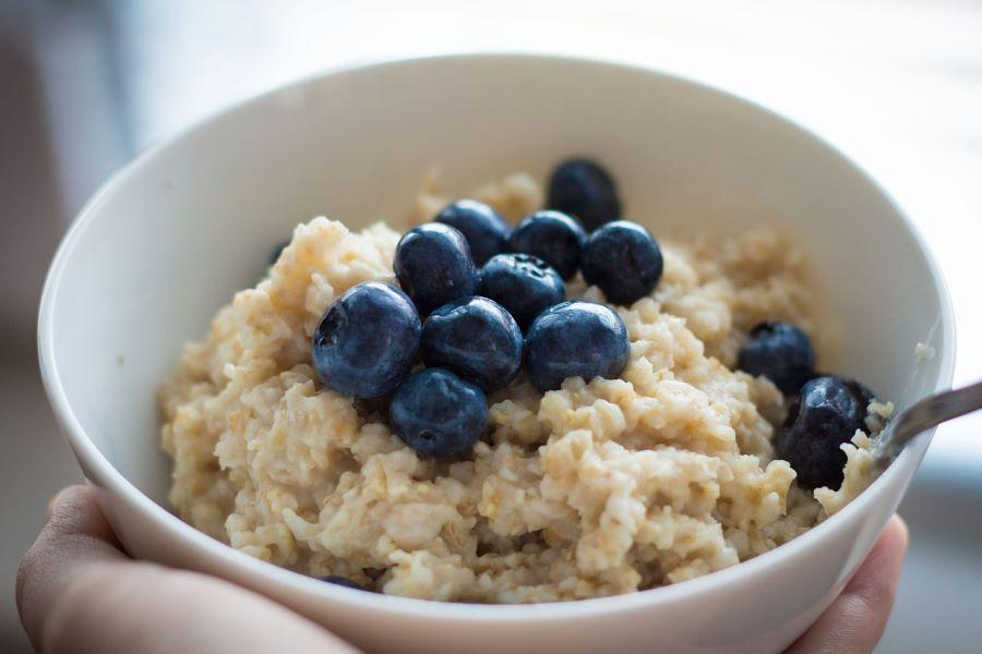 Spuntino pre-nanna: mini porridge