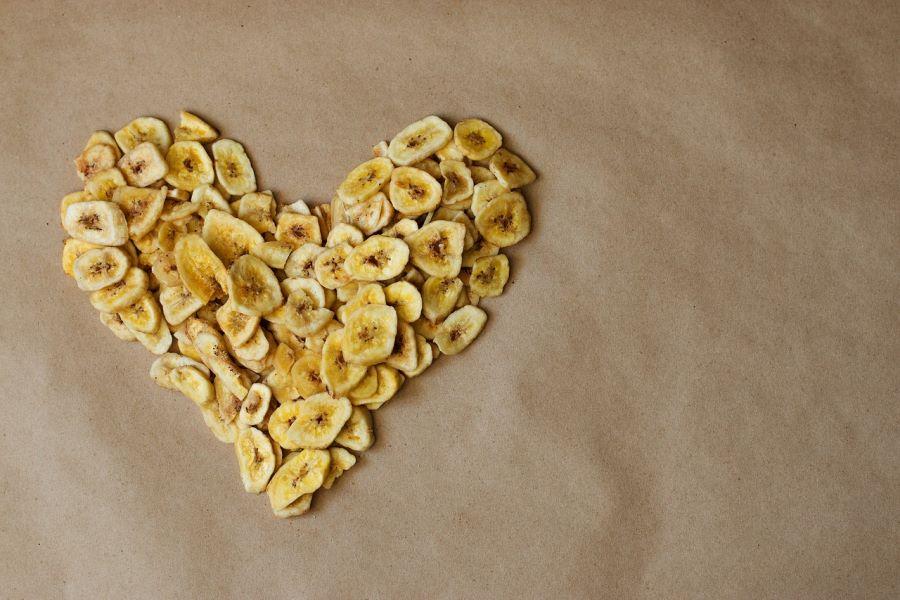 Banane essiccate