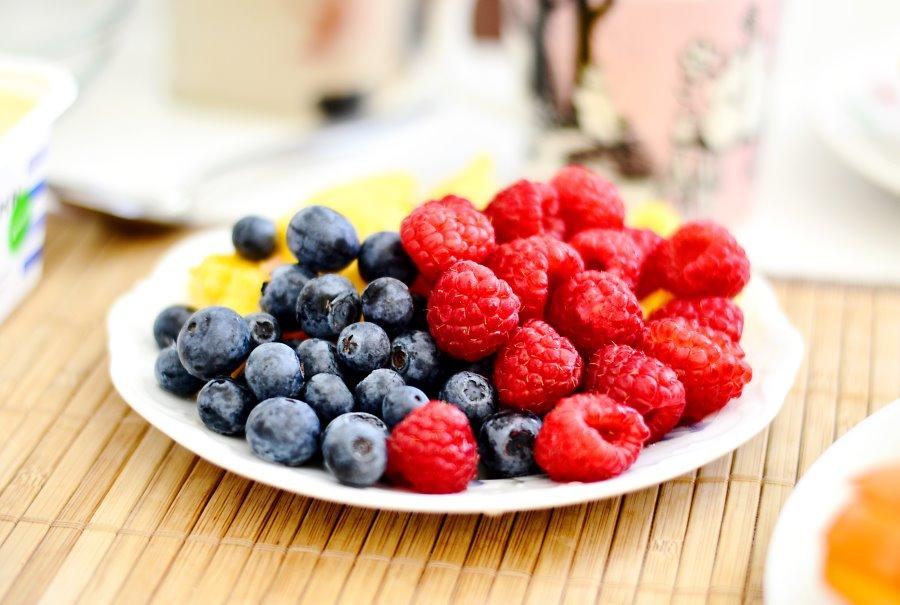 Frutta estiva: frutti di bosco