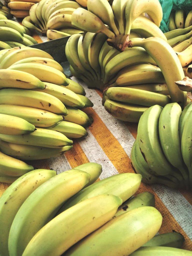 Maturazione delle banane