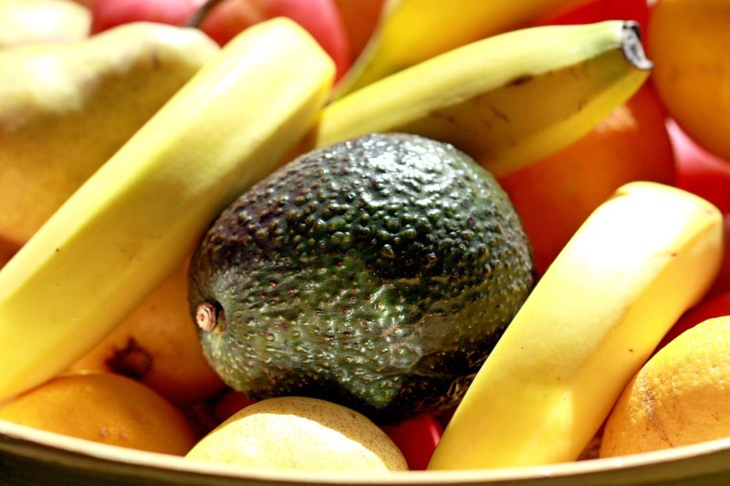 Banana e avocado, cibi ricchi di potassio
