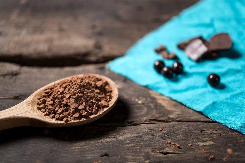 Cacao, ricco di magnesio