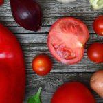 Verdura rossa: nomi e proprietà di verdure e ortaggi rossi