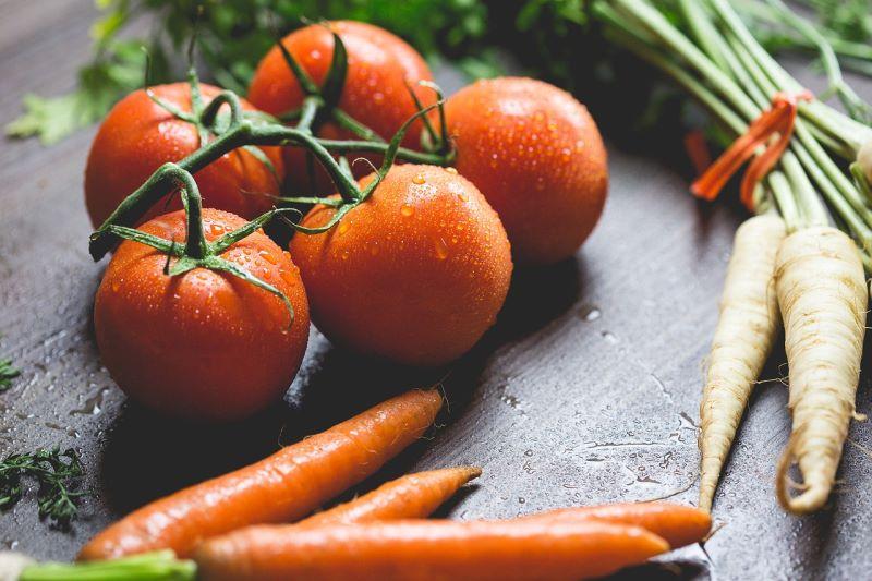 Verdure con meno potassio