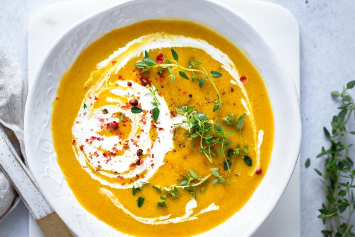 Crema, vellutata, zuppa, passato: qual è la differenza?