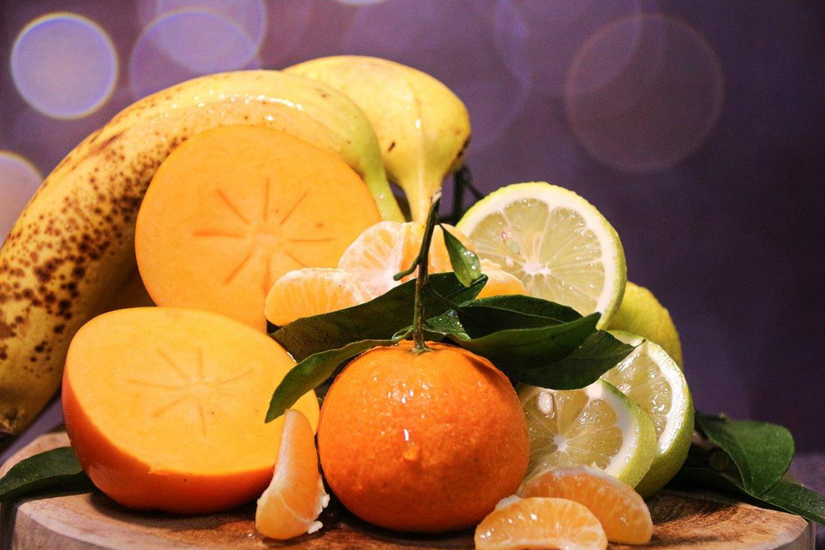 Frutti gialli e arancioni: nomi, immagini e caratteristiche