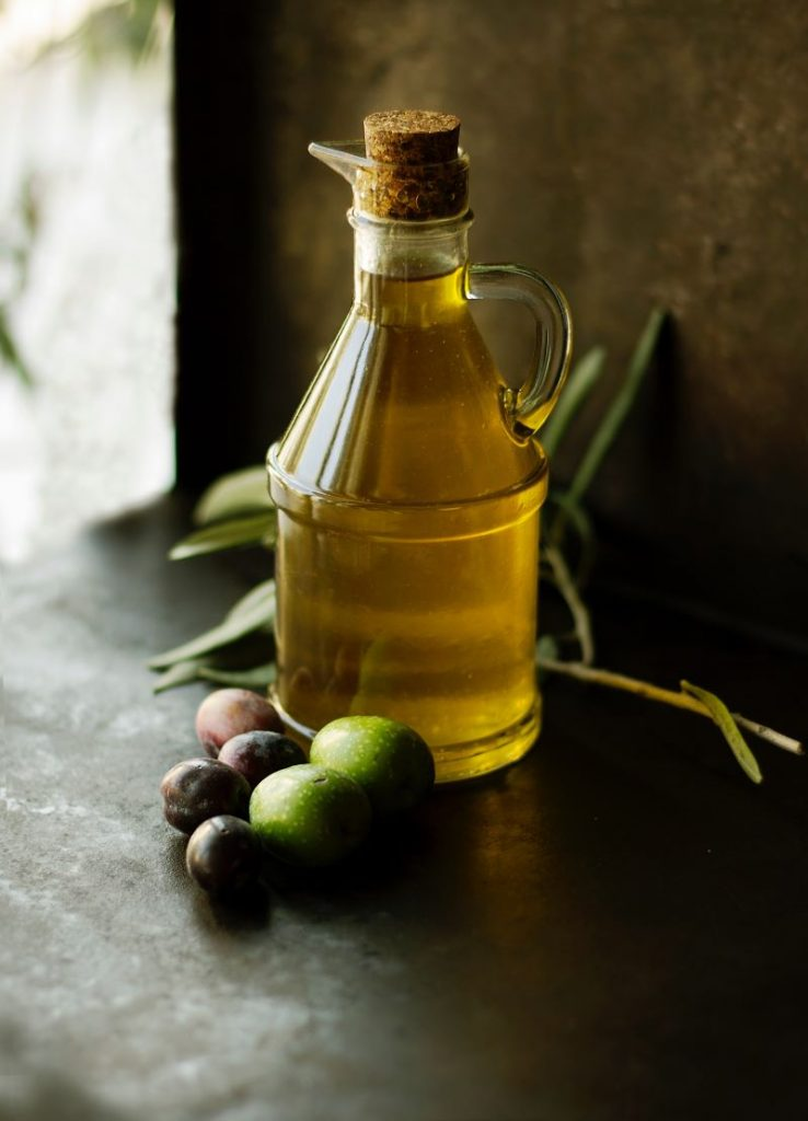 Olive da olio