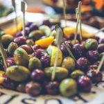 Tipi di olive verdi e nere