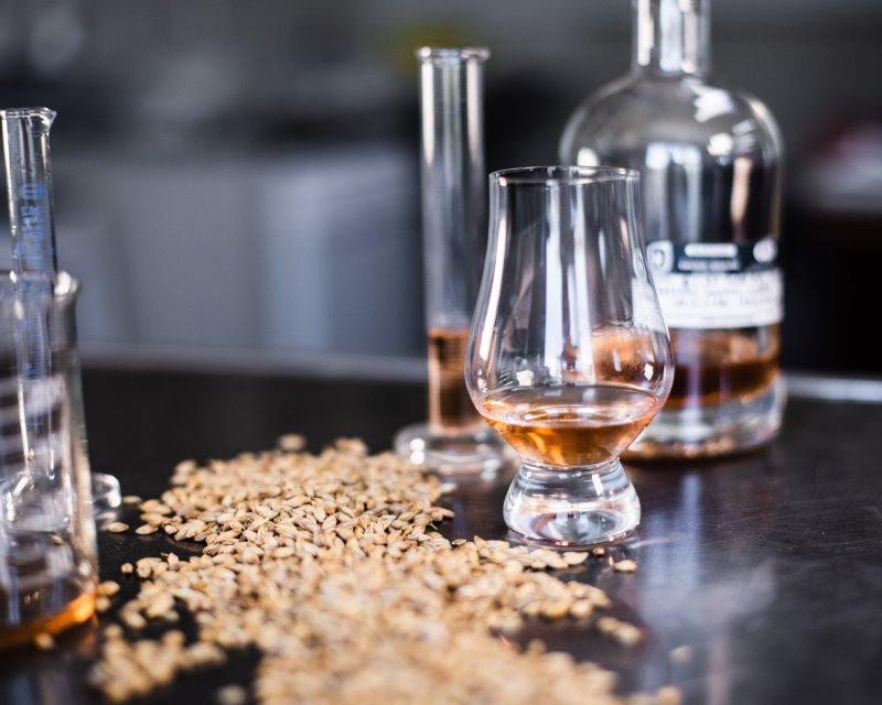 Malto per whisky